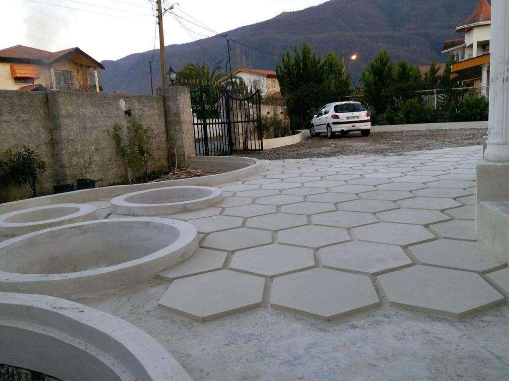 سنگ فرش کیان نما