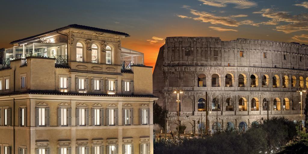 نمونه ای از نمای رومی